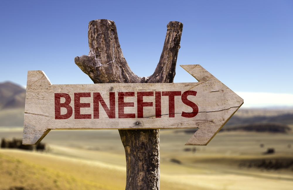Restructure benefits with employee survey