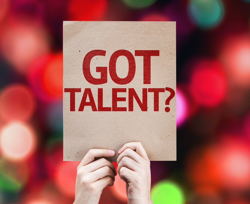 Got Talent? card with colorful background with defocused lights.jpeg